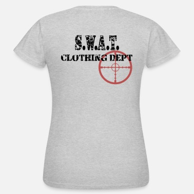 Cnd Clothes SWAT Clothing Dept 1 - Women's T-Shirt
