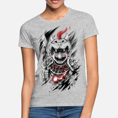 Gaming Collection Wild M - T-shirt Femme