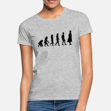 Sherlock Evolution Sherlock - Frauen T-Shirt