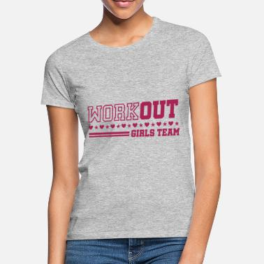 Womens Sport Women sports group - Women's T-Shirt