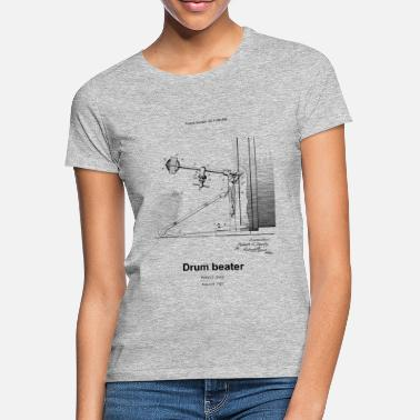 Ludwig Drum beater - Women's T-Shirt