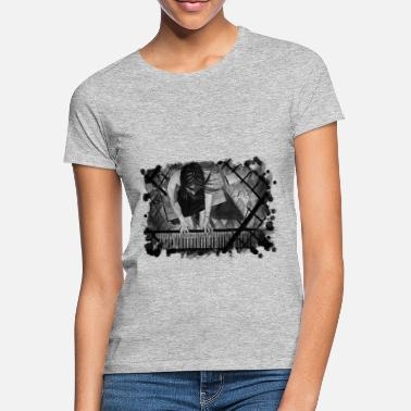 Music Is Life Music! - Vrouwen T-shirt
