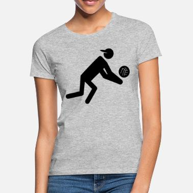 Volley volley - Women's T-Shirt