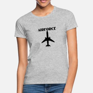 Airforce airforce - Women's T-Shirt