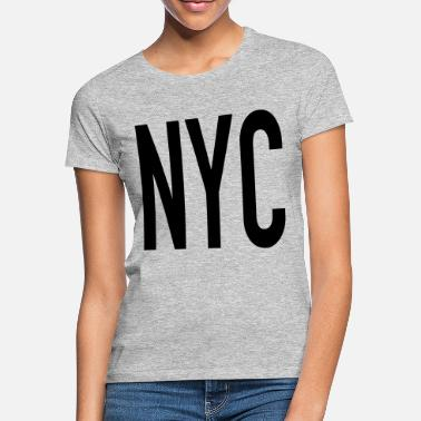 New York Jets NYC New York city - T-shirt Femme