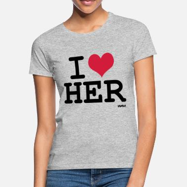 Herring her - Women's T-Shirt