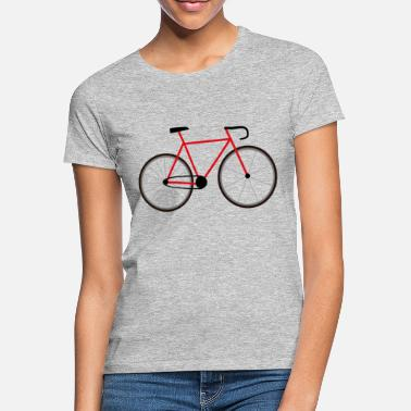 Bikes Road Bike Fixie Bike Bike - Women's T-Shirt