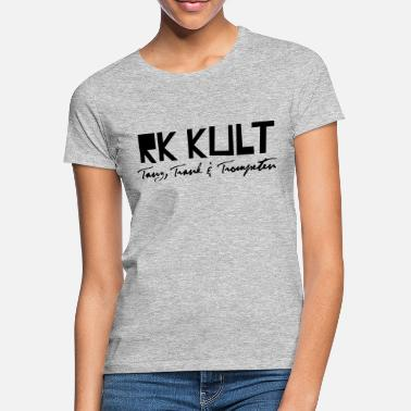 Kult RK Kult Oldshool Design 2009 - Frauen T-Shirt
