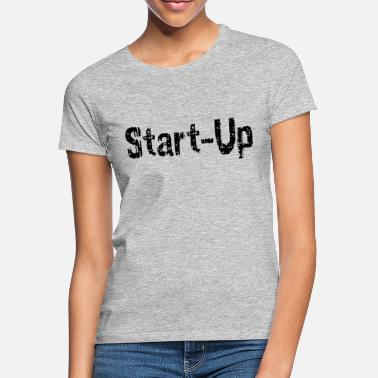 Start Start-up - Maglietta donna