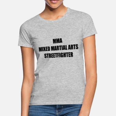 Streetfighter MMA Streetfighter - T-shirt dame