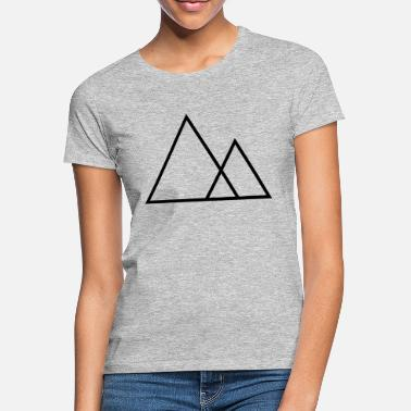 Love the Mountains - Frauen T-Shirt