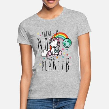 SmileyWorld There is No planet B - Vrouwen T-shirt