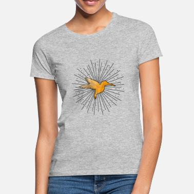 Nectar Hummingbird nectar bird animals gift - Women's T-Shirt