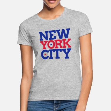 New York new york city - Frauen T-Shirt
