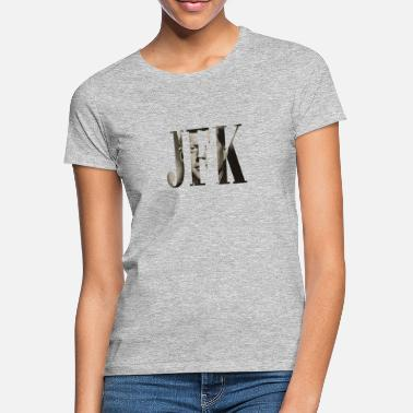 Jfk JFK - Frauen T-Shirt