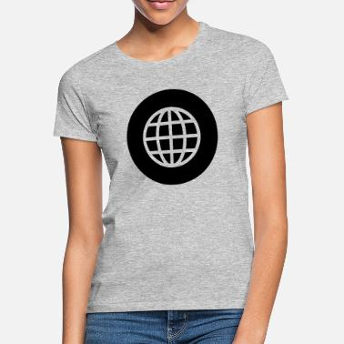 Internet Link - Frauen T-Shirt