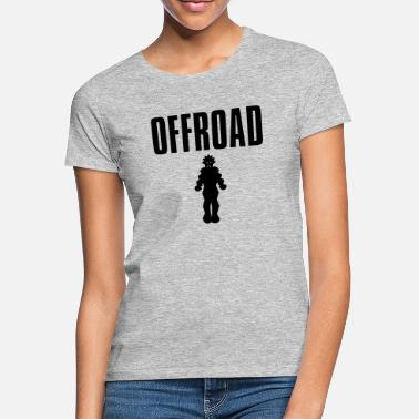 Offroad offroad - Camiseta mujer