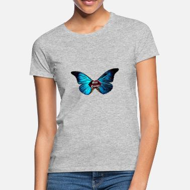 Butterfly Bisous2 - Women's T-Shirt