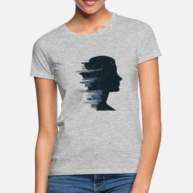 City Head - Frauen T-Shirt