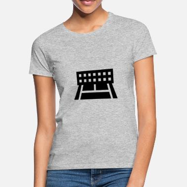 Tennis Court tennis court - Women's T-Shirt
