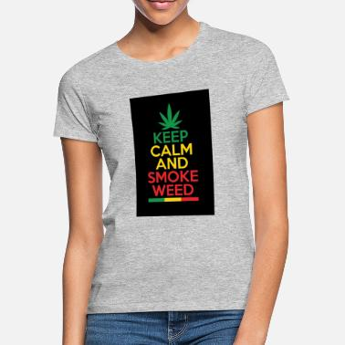 Smoke weed - Women's T-Shirt
