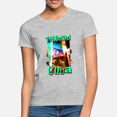 Trinidad James Trinidad 01 - Frauen T-Shirt