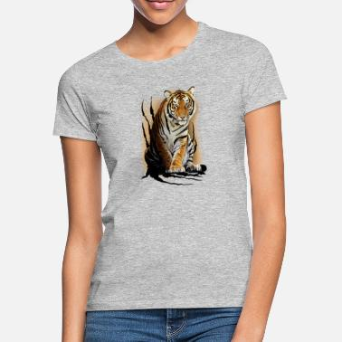 Tiger tiger - Women's T-Shirt