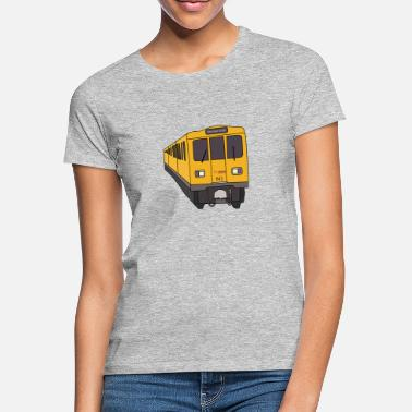Subway Subway - T-shirt dame