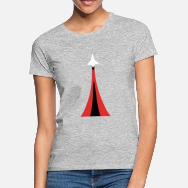 Space Ship Space Ship Force - Women's T-Shirt