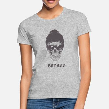 badass - Women's T-Shirt