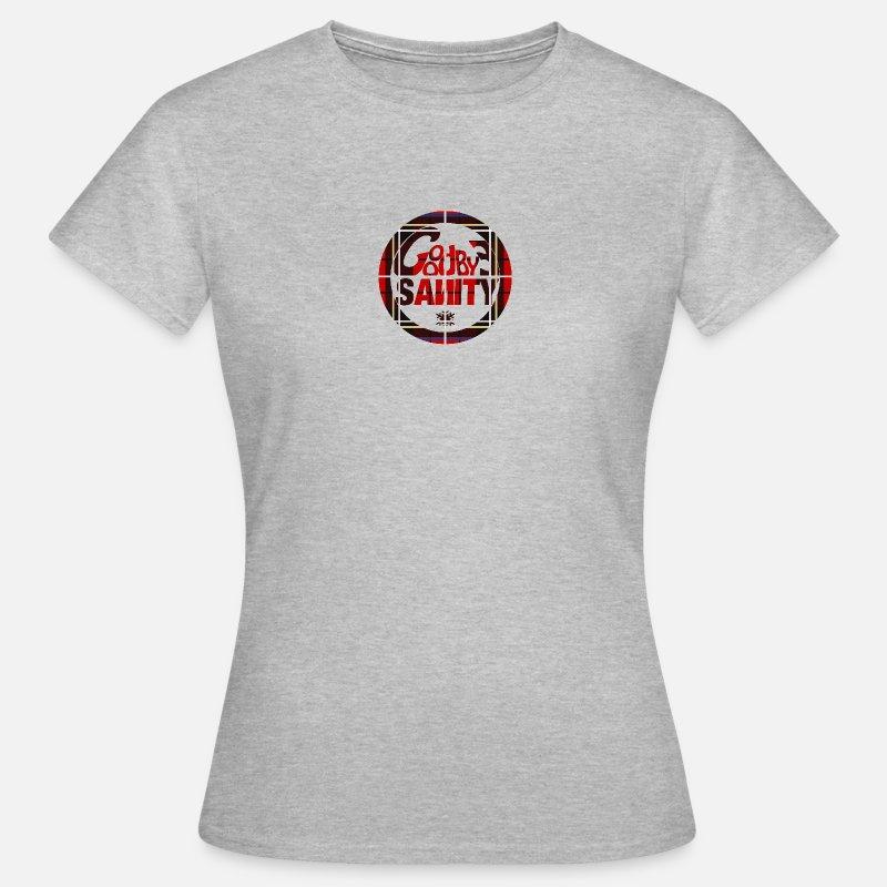 Farvel Fab flanell T skjorte for kvinner | Spreadshirt