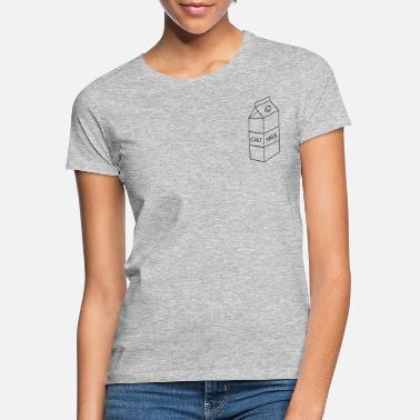 Ecofriendly OAT MILK - Women's T-Shirt