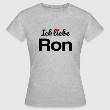 Ron - Frauen T-Shirt