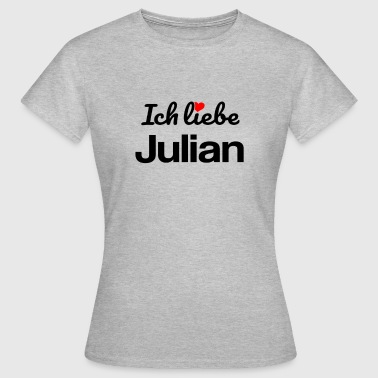 Julian - Frauen T-Shirt