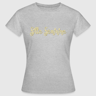 feminine Kollektion - Frauen T-Shirt