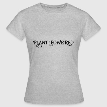 Pflanze pawerned - Frauen T-Shirt