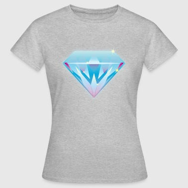 Diamant - Frauen T-Shirt