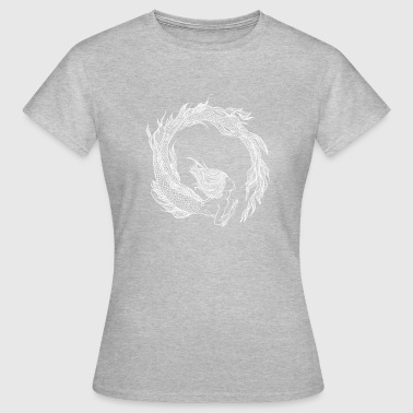 Mermaid-white - Women's T-Shirt