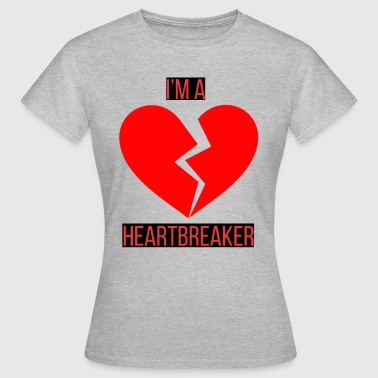Heartbreaker Edition - Women's T-Shirt