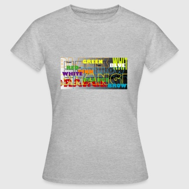 SYRUP EFFECT - Frauen T-Shirt