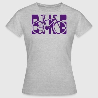 bike combined mtb - Women's T-Shirt