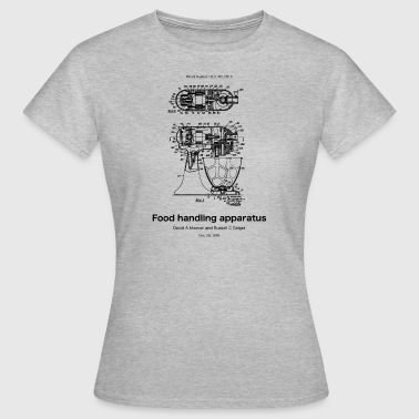 Food handling device - Women's T-Shirt