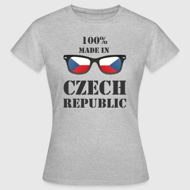 made in czech republic - Frauen T-Shirt