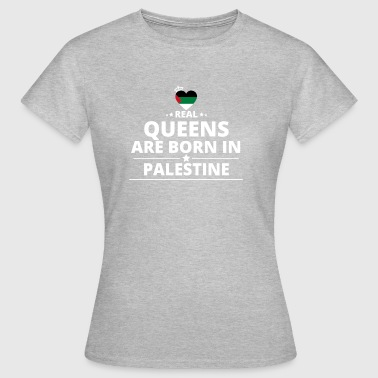 queens from gift i love PALESTINE PALESTINA - Women's T-Shirt