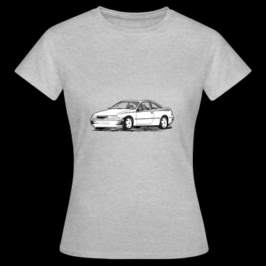 Calibra vintage - Frauen T-Shirt