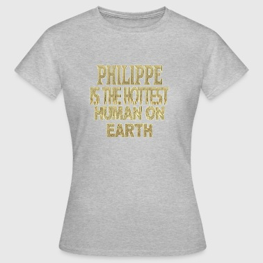 Philippe - T-shirt Femme