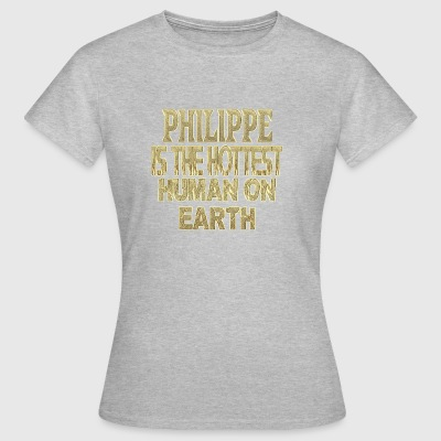 Philippe - Dame-T-shirt