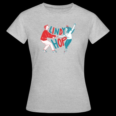 Lindy hop - Camiseta mujer