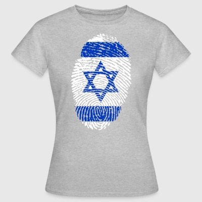 ISRAEL 4 EVER COLLECTION - T-shirt Femme