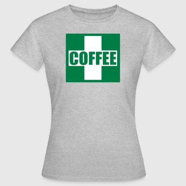 Emergency Coffee - Women's T-Shirt